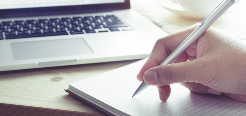 Comment faire bonne impression avec sa lettre de motivation manuscrite ?