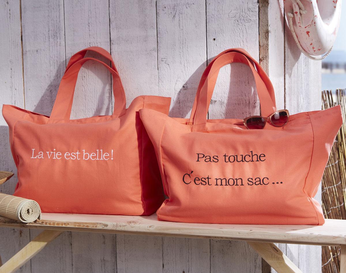 Et si vous offriez des sacs cabas personnalisés à vos clients ?